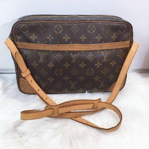 100% Authentic Louis Vuitton  Vintage Trocadero GM